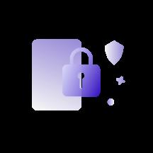 Lock illustration